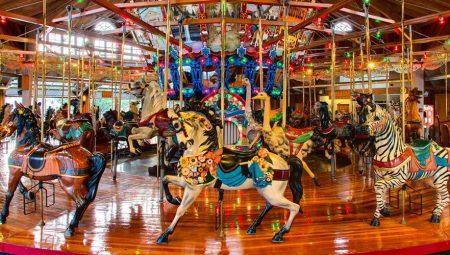 Skylarkgames carrousel home