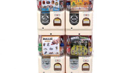 Skylarkgames Capsule Toystation dubbel